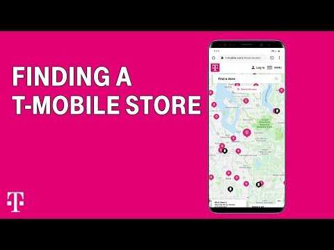 How To Find An Open T-Mobile Store Near Me