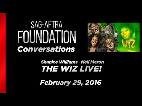Conversation with THE WIZ LIVE!