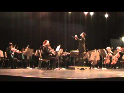 RSM Middle School Orchestra  - Carol of the Bells