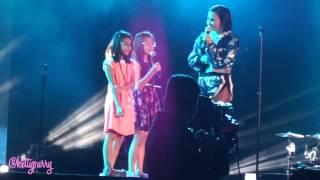Let It Go  Frozen  - Demi Lovato In Singapore 2015