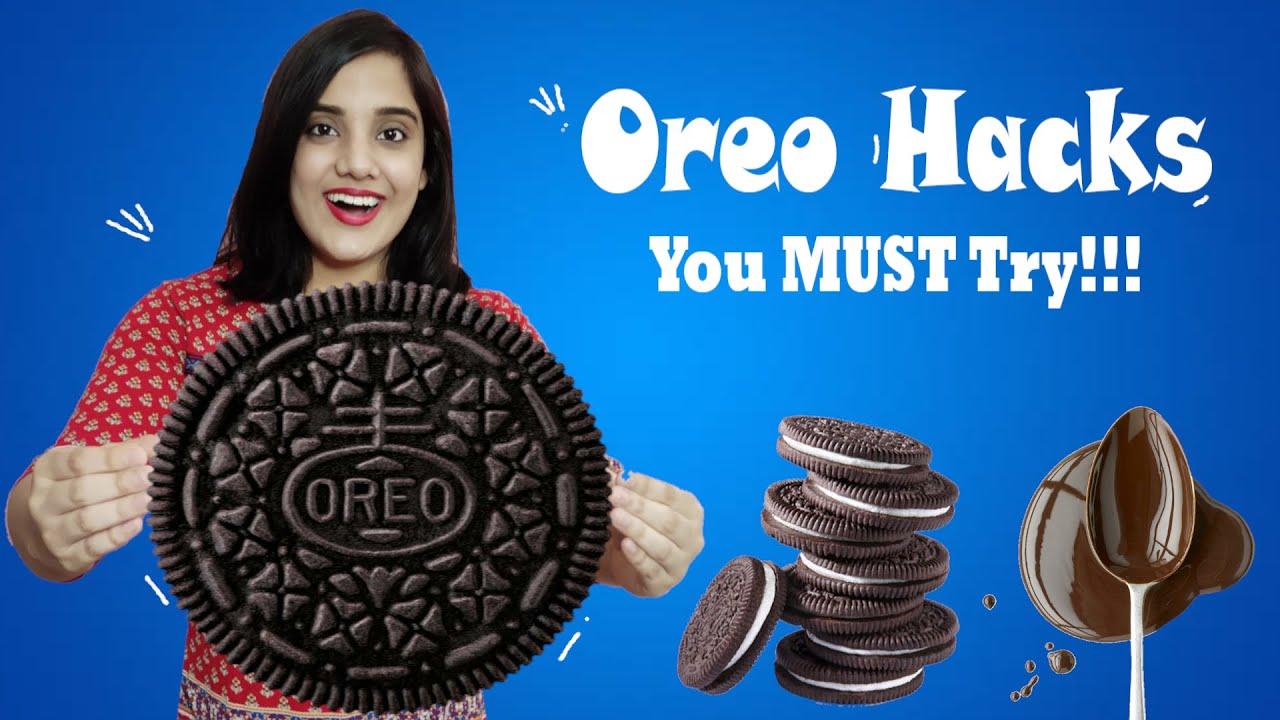 Testing Viral OREO HACKS | Oreo Hacks you must Try!! | Life Shots