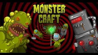 Monstercraft#11 Jugadorgamer Combo Perfecto para 10 arenas!!!
