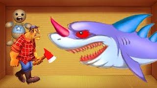Buddy Mad Jack, Shark Devil - Kick THe Buddy Hot Game