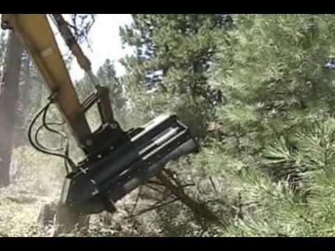 Excavator Mulcher Dah 150e Hyundai 210 Lc7 Doovi