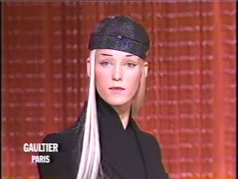 Gaultier Paris Couture Fall/Winter 2001/2002