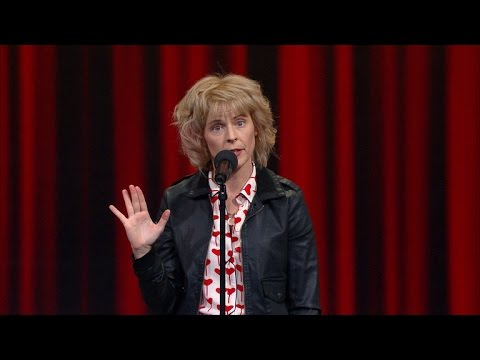 Maria Bamford Performs StandUp