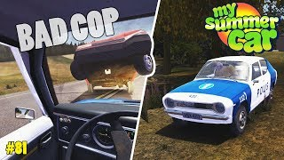How to be a Police Officer | My Summer Car