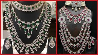 Beautiful diamond stone work b…