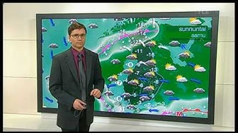 YLE sää moka - Matti Huutonen