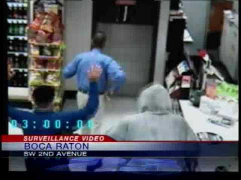 Caught On Camera: Boca Raton Walgreens Robbery