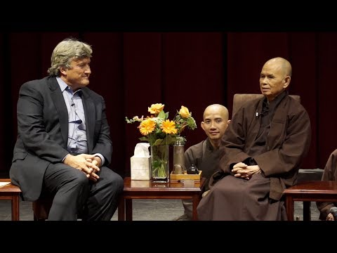 Stanford University Conversations on Compassion with Thich Nhat Hanh and James Doty, MD