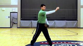 Throwing Drill to Get the Arm Back to the Correct Position