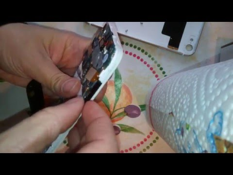 sostituzione display blackview ultra a6 part 1