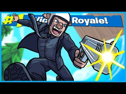 JOHN WICK 360 DEAGLE VICTORY ROYALE in Fortnite: Battle Royale! (Fortnite Funny Moments & Fails)