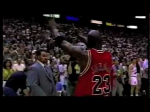 Michael Jordan Highlights - Bulls Theme Intro (Remix)