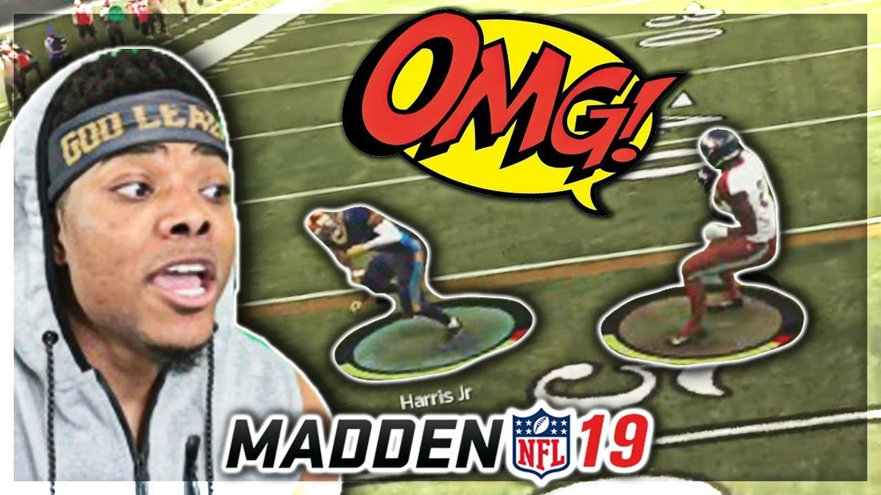 OMG HE REALLY BROKE HIS ANKLES 😯 300k LEGEND PULL | Madden 19 Ultimate Team