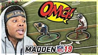 OMG HE REALLY BROKE HIS ANKLES 😯 300k LEGEND PULL | Madden 19 Ultimate Team