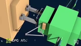 Space Tug, an autonomous spacecraft