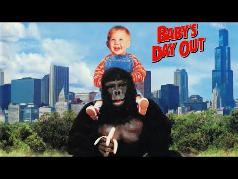 Baby's Day Out|Comedy Movie|Gorilla Full.