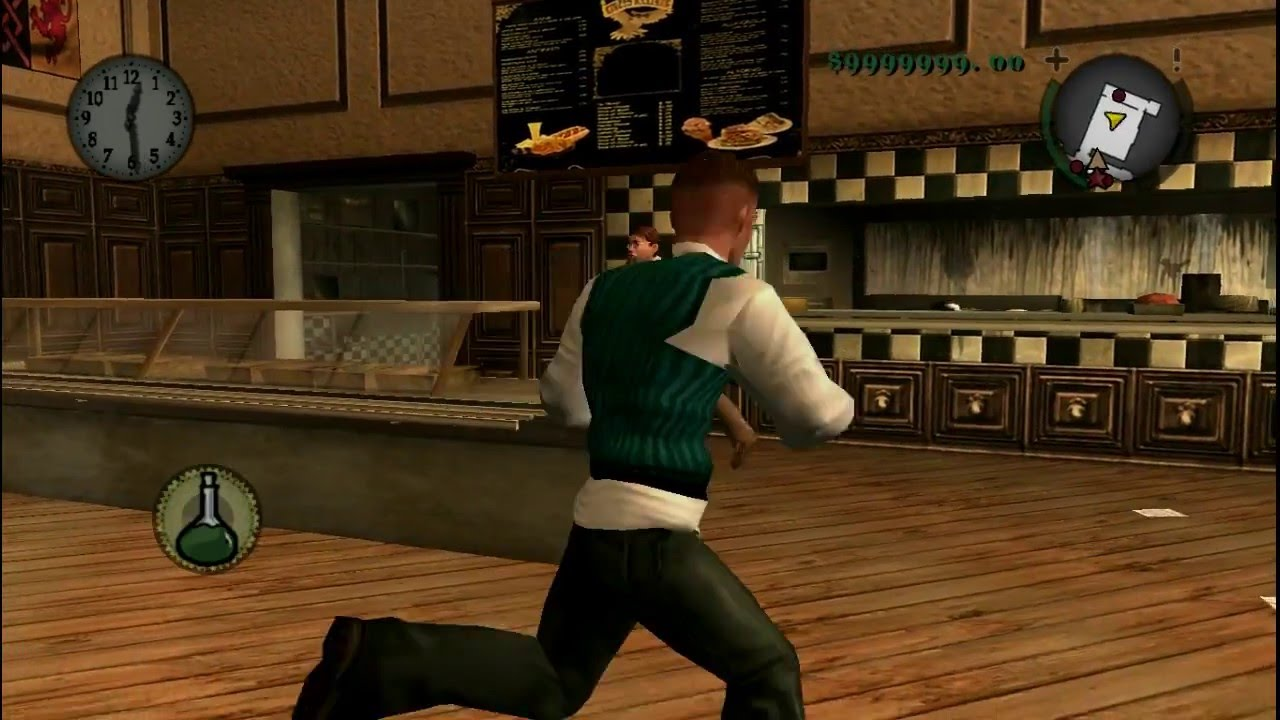 Pictures of Bully Scholarship Edition Gameplay - #rock-cafe