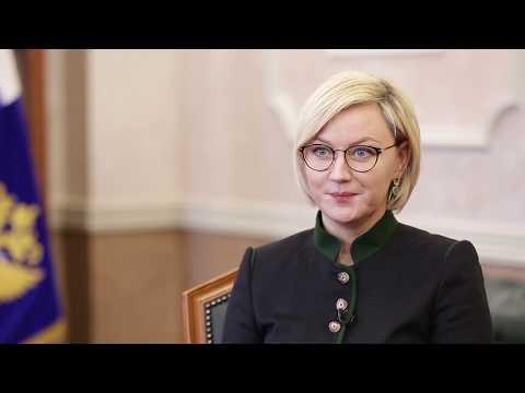 Интервью ректора Университета прокуратуры РФ Оксаны Капинус