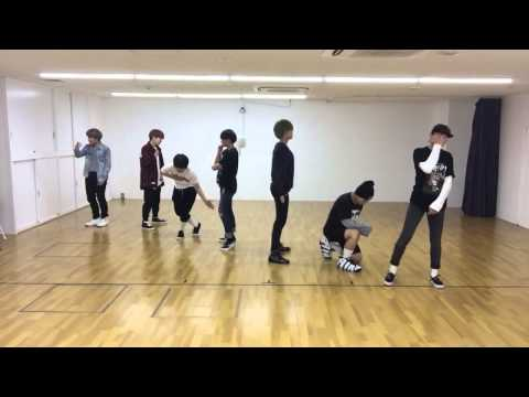 방탄소년단 'I NEED U' Dance Practice cover dance by 爆弾少年団(japanese girls)