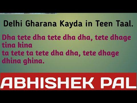 Abhishek Pal(KUSH)Tabla...