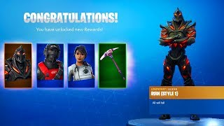 *NEW* FREE Fortnite COSMETICS & REWARDS! (Battle Royale Update 8.3 Leaked Items)