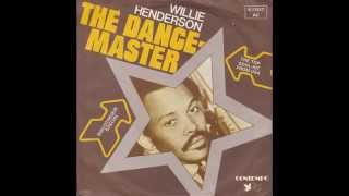 Legends of Vinyl™LLC Presents Willie Henderson - Dance Master - 1974