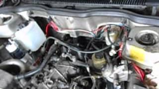 Vidéo moteur HHO