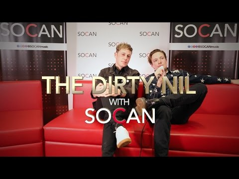 The Dirty Nil with SOCAN