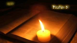 (19) Psalm 5 - Holy Bible (KJV)