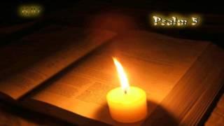 (19) Psalm 5 - Holy Bible (KJV)