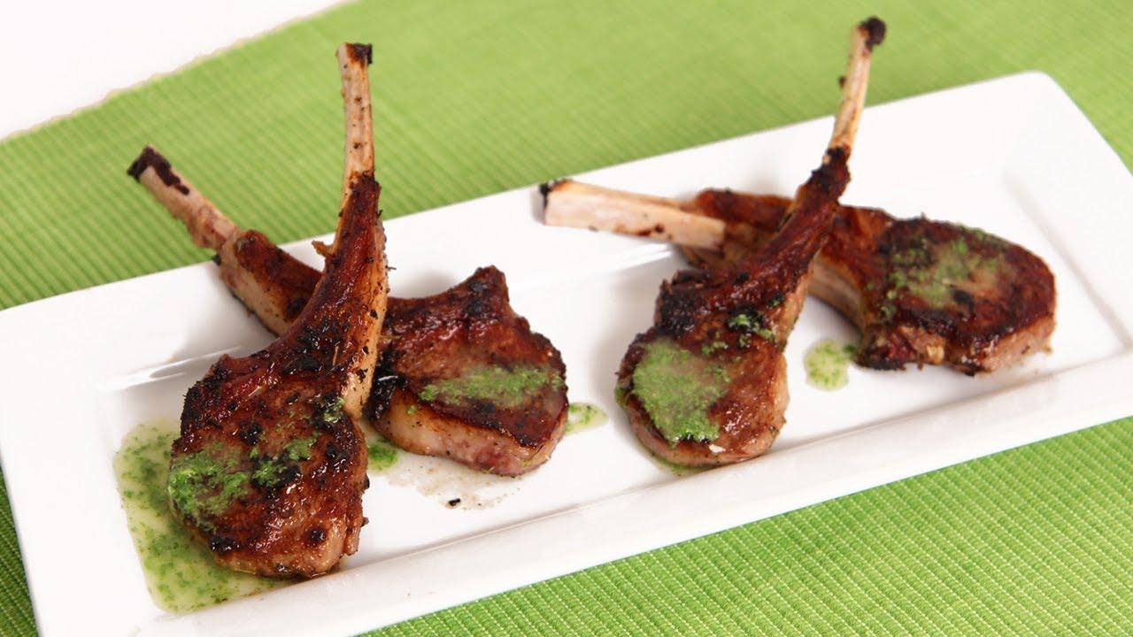 grilled mutton chops recipe