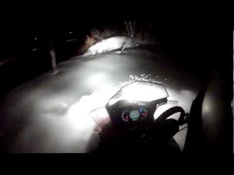 Water Surprise, Lynx Xtrim 800cc, GoPro Hero2