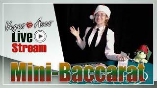 Let's Play Mini-Baccarat LiveStream