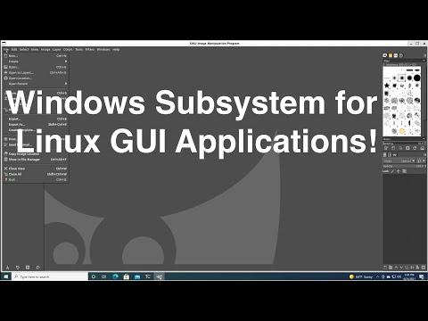 linux application