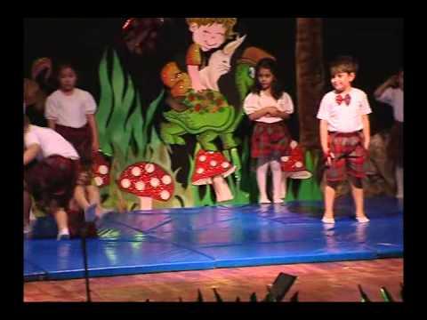 Uğur Koleji Beylikdüzü Anaokulu Jimnastik Gösterisi 2012