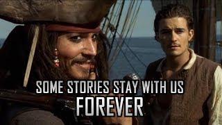 Некоторые Истории Остаются С Нами Навсегда (Some Stories Stay With Us Forever)