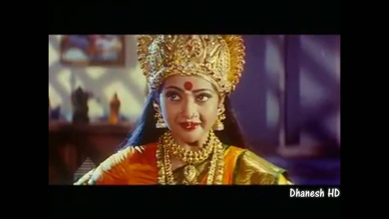 Adi Muthu Muthu Mari Song Adi Muthu Muthu Maari Padai Veetu Amman Dhaneshhd Youtube