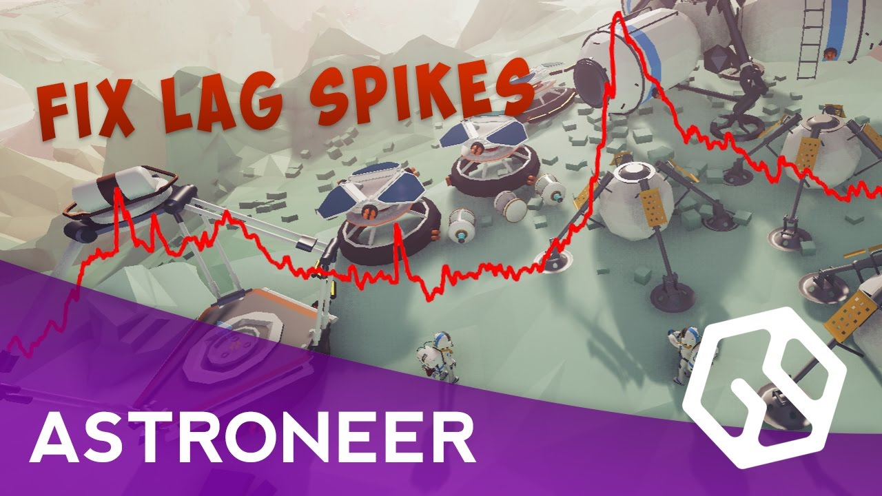 How to INCREASE FPS and STOP LAG SPIKES in Astroneer (Best Lag Fix)