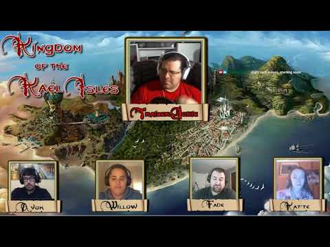 Kingdom of the Kael Isles Episode 44: The Pirate Captain