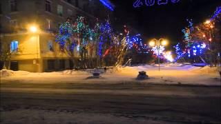 Новый 2015 год Североморск