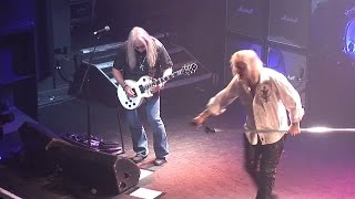 Uriah Heep - Between Two Worlds 2014 Live Video Full HD