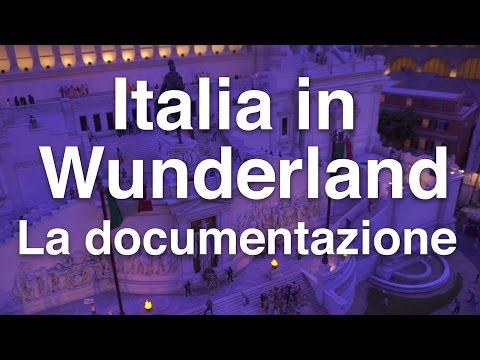 Italia in Wunderland - reportage ufficiale (lingua italiana 25 minutes HD)