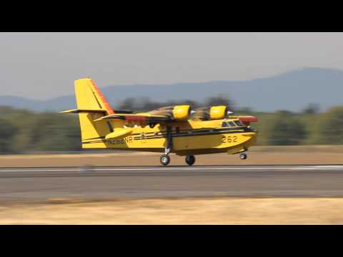 CL-215 Takeoff