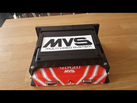 Mamemeister Looks At.......the Neo Geo MVS Console