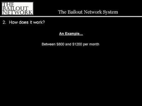 The Bailout Network System