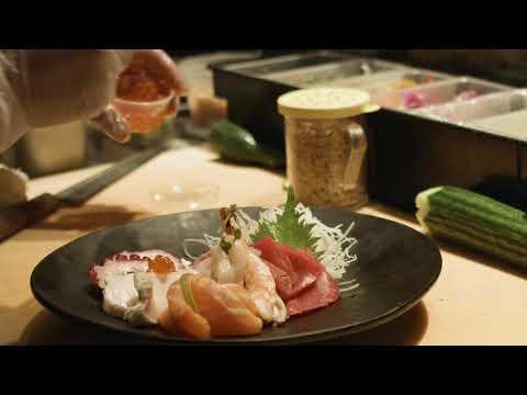 Lazy Fish | Frederick MD | Sashimi Deluxe Platter