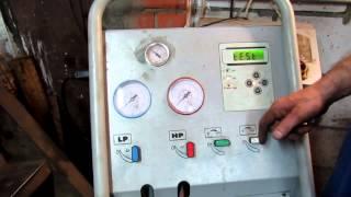 Заправка кондиционера и замена трубки высокого давления(, 2014-09-24T09:57:40.000Z)